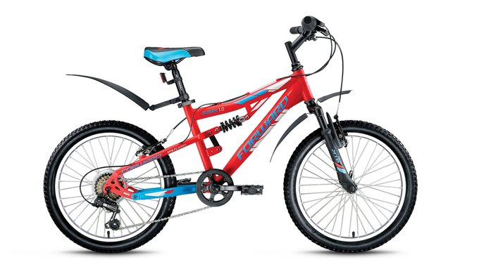 Велосипед FORWARD Buran 1.0